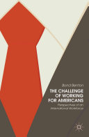 Pdf The Challenge of Working for Americans
