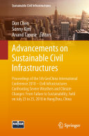 Advancements on Sustainable Civil Infrastructures Book