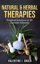 Natural   Herbal Therapies