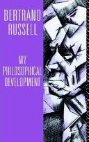 My Philosophical Development