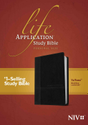 Life Application Study Bible-NIV-Personal Size