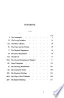 The Cluster Crushed  an Exposition  Doctrinal  Experimental  and Practical  of the Last Chapter of Hosea