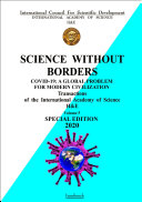 COVID 19  A global problem for modern civilization