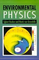 Environmental Physics Book