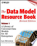 The Data Model Resource Book  Volume 1