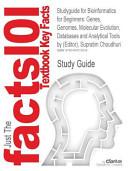 Studyguide for Bioinformatics for Beginners Book