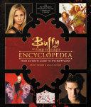 Buffy the Vampire Slayer Encyclopedia Book