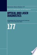 Optical and Laser Diagnostics