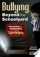 Bullying Beyond The Schoolyard Book