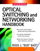 Optical Switching And Networking Handbook Book PDF