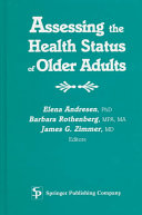 Assessing the Health Status of Older Adults