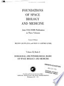 Foundations of Space Biology and Medicine: Space as a habitat