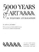 5000 Years of Art in Western Civilization