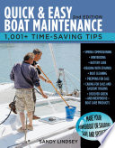 Quick and Easy Boat Maintenance  2nd Edition