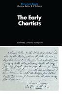 The Early Chartists [Pdf/ePub] eBook