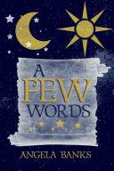 A Few Words [Pdf/ePub] eBook