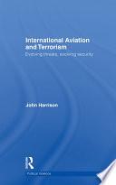 International Aviation and Terrorism Book
