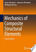 Mechanics Of Composite Structural Elements Book PDF