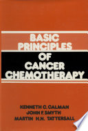 Basic Principles of Cancer Chemotherapy