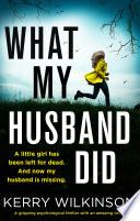 What My Husband Did Book PDF