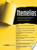 Themelios Volume 42 Issue 1