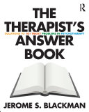 The Therapist's Answer Book Book