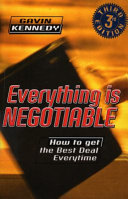 Everything is Negotiable!