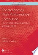 Contemporary High Performance Computing