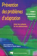 Pdf Prévention des problèmes d'adaptation chez les enfants et les adolescents Telecharger