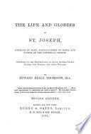 The Life and Glories of St  Joseph