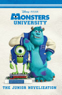 Monsters University Junior Novelization
