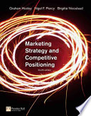 Marketing Strategy and Competitive Positioning Book