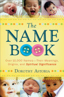 Read Online The Name Book For Free