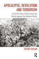 Apocalypse, Revolution and Terrorism [Pdf/ePub] eBook