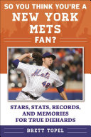 So You Think You're a New York Mets Fan? ebook