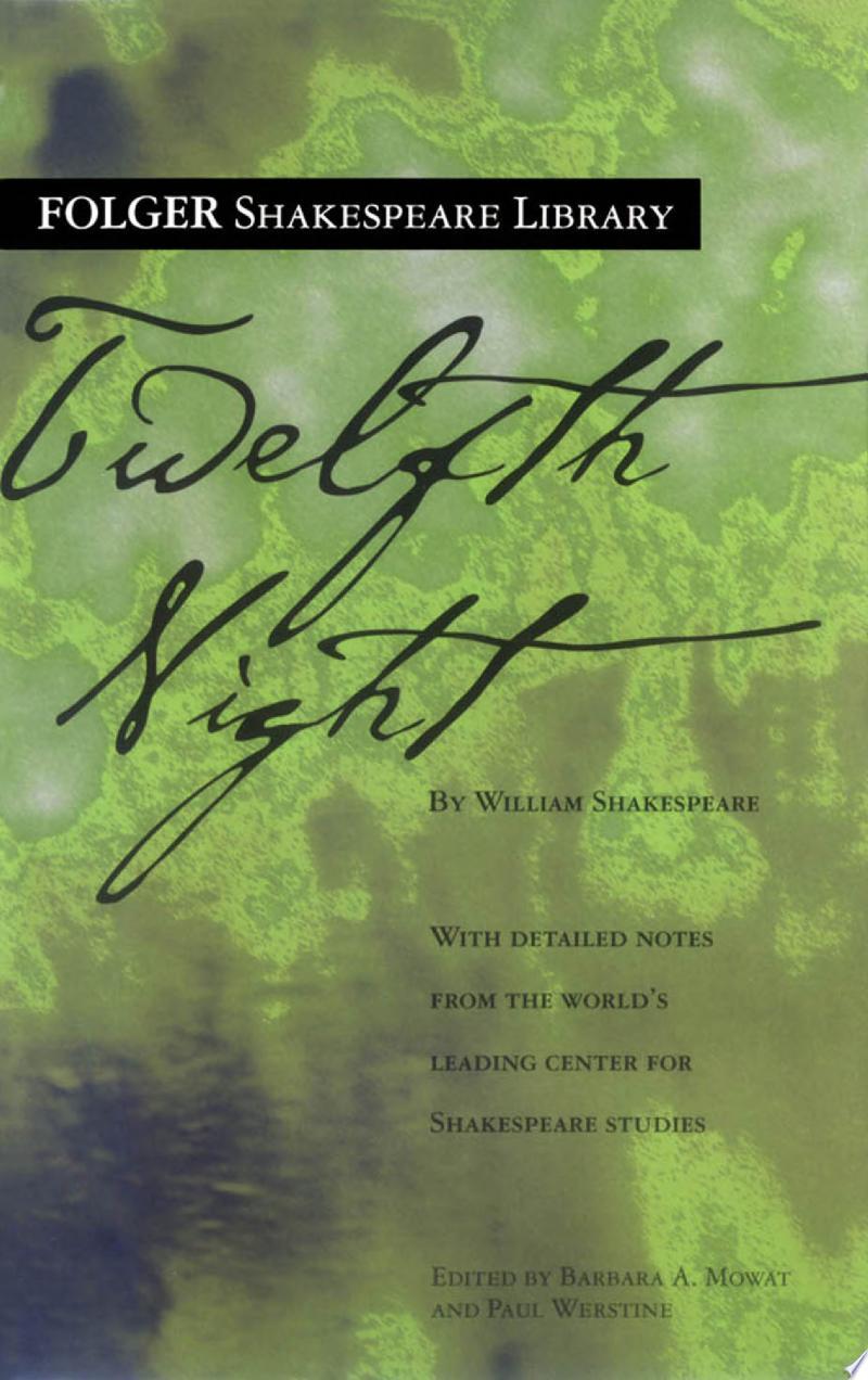 Twelfth Night banner backdrop