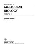 Encyclopedia of Molecular Biology Book
