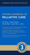 Oxford Handbook of Palliative Care