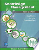 Knowledge Management: Text & Cases