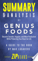 Summary Analysis Of Genius Foods