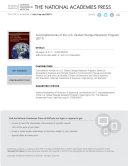 Accomplishments of the U S  Global Change Research Program