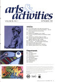 Arts And Activities Book