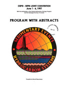 Abstracts with Program