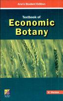 Textbook Of Economic Botany Book