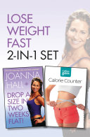 Drop a Size in Two Weeks Flat  plus Collins GEM Calorie Counter Set