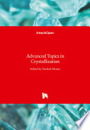 Advanced Topics in Crystallization