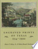 Engraved Prints Of Texas
