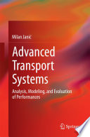 Book Cover: Advanced Transport Systems