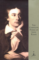 Pdf The Complete Poems of John Keats