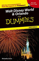 Walt Disney World   Orlando For Dummies 2005